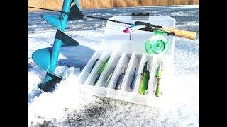 Первый лед ратлины на щуку первый лед 2020 рыбалка 2020