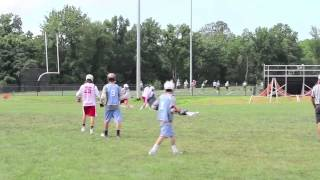 Thomas Arentz | Lacrosse Highlights | Summer, 2013