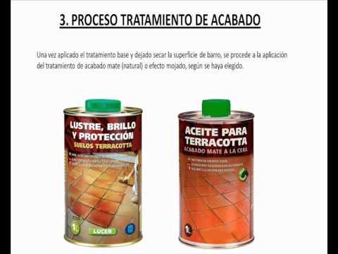 Como limpiar y tratar suelos de barro youtube - Como limpiar suelos de barro ...