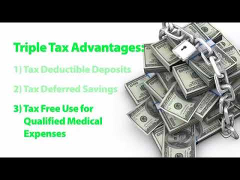 Last-Minute Tax and Health Insurance Enrollment Tip: Save Tax-Free for Health Care with a Health...