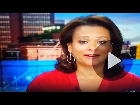 6ABC news anchor forgets to turn mic off in the bathroom.