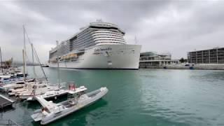 Скоро наше путешествие с круизной компанией AT Cruise на лайнере Costa Smeralda!