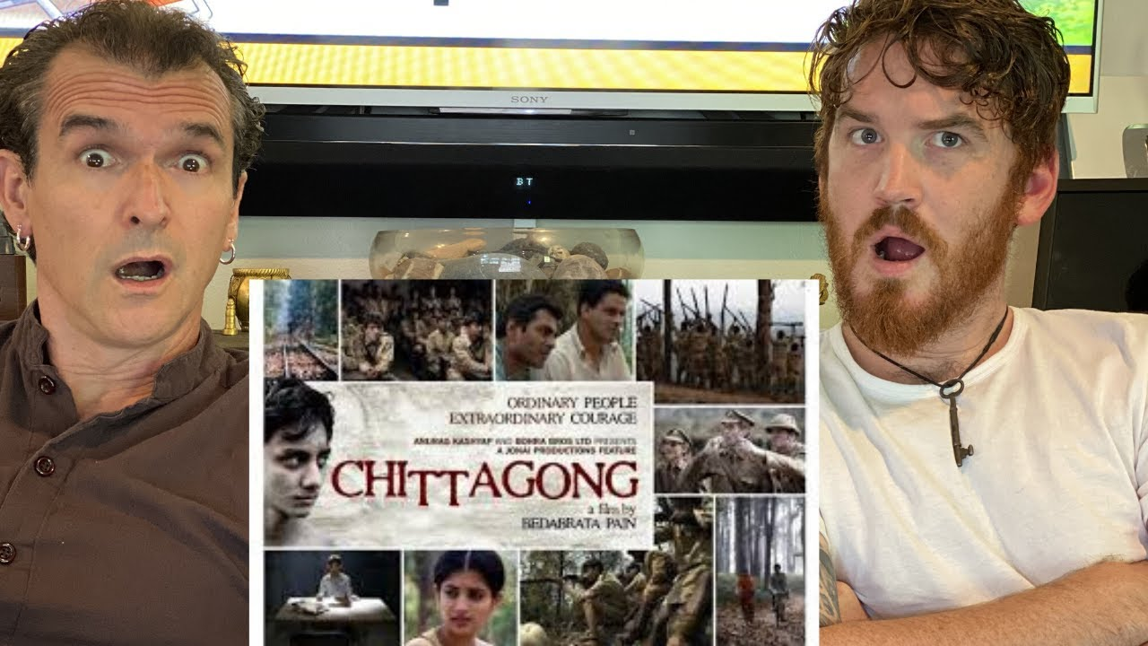 Chittagong Trailer REACTION!| Manoj Bajpayee | Rajkummar Rao | Nawazuddin Siddiqui