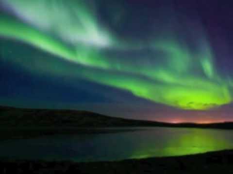 aurora boreale in norvegia 6 ottobre 2012 youtube