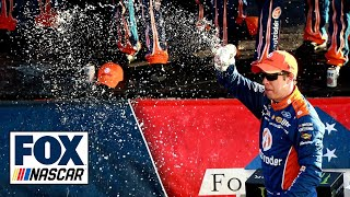 Brad Keselowski wins at Atlanta | 2019 ATLANTA | NASCAR on FOX