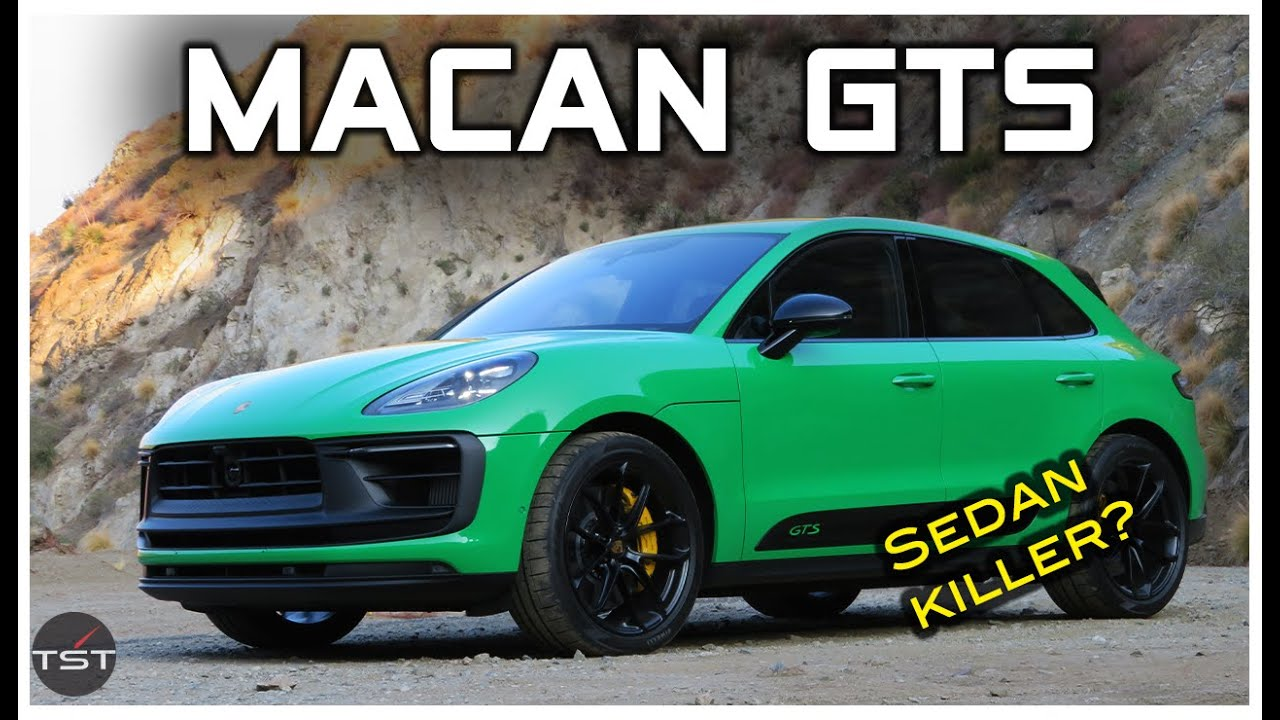 Download The New Porsche Macan GTS Is Truly as Fast As Most Sport Sedans in the Canyons - Two Takes
