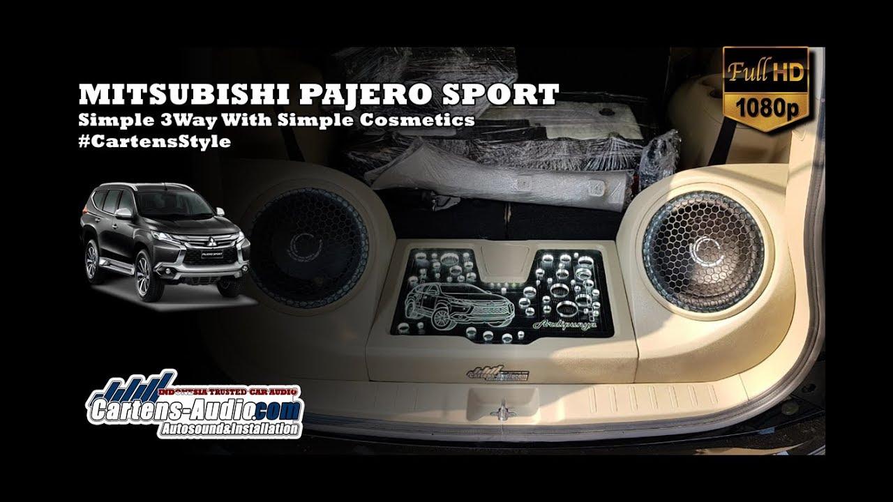Mitsubishi Pajero 2000-2010 Petrol Diesel repair manual - workshop