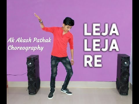 leja-leja-re-||-male-version-||-ak-akash-pathak-choreography