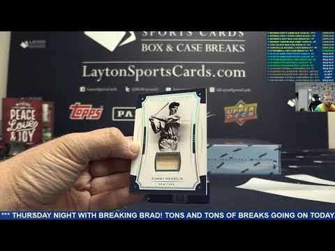 2017 Panini National Treasures Baseball Hobby 4 Box Case Break #41 – RANDOM TEAMS