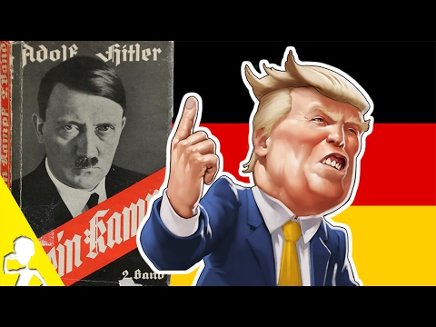 """""""Mein Kampf"""" Unbanned?, Opinion On Donald Trump In Germany 