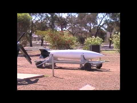 Space Junk - Woomera
