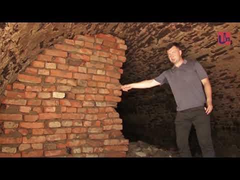 У центрі Ужгорода під час будівельних робіт знайшли підземне приміщення