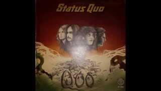 "Status Quo - ""Backwater"" and ""Just Take Me"" 1974 Hard Rock"