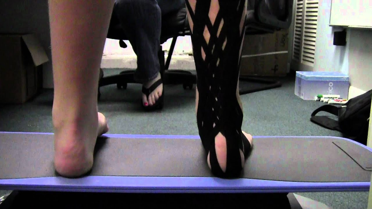 Over Pronation Foot