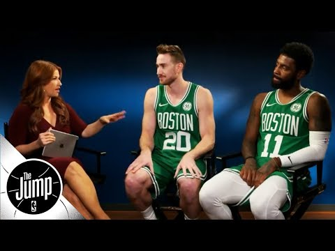 Rachel Nichols full conversation with Gordon Hayward and Kyrie Irving | The Jump | ESPN