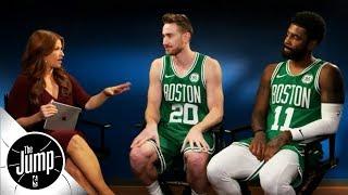 Rachel Nichols\' full conversation with Gordon Hayward and Kyrie Irving | The Jump | ESPN