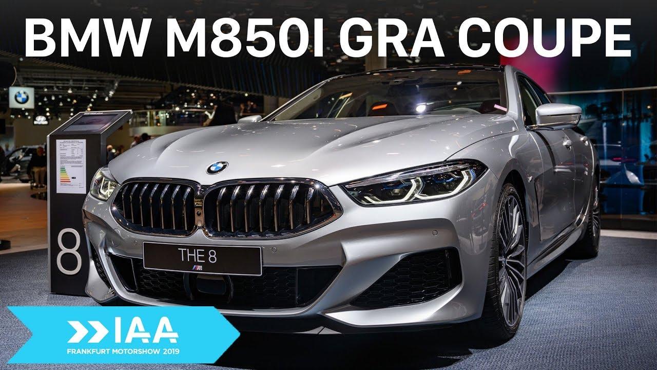 Khám phá thiết kế BMW M850i Grand Coupe