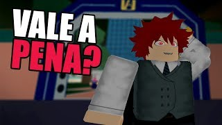 HEROES ONLINE NEW GAME OF BOKU NO HERO IN ROBLOX! IS IT WORTH SPENDING YOUR ROBUX?