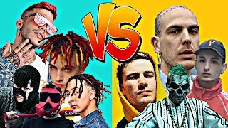 RAPPER VELOCI VS RAPPER LENTI