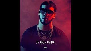 Anuel Aa Te Bote Remix Audio Oficial Letra.mp3