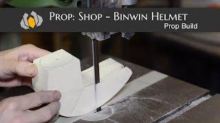 Prop: Shop - Binwin Bronzebottom Helmet Build