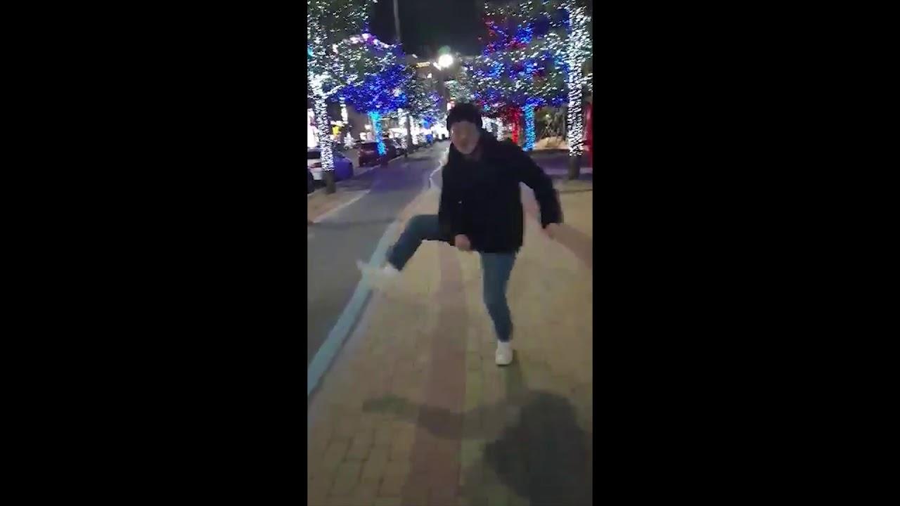 Drunk Korean Dance!! - YouTube