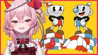 【CUPHEAD】PROPER GAMERS DON'T RAGE 【NIJISANJI EN   ROSEMI LOVELOCK】