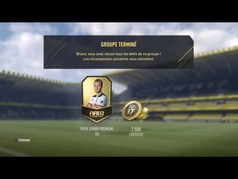 FIFA 17- DÉFI CRÉATION D'ÉQUIPE COPA DEL REY
