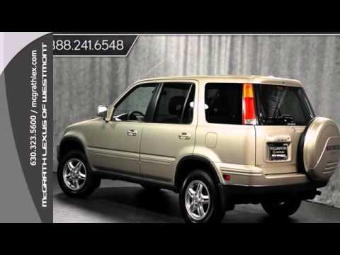 2000 honda crv westmont il chicago il o2714a sold youtube. Black Bedroom Furniture Sets. Home Design Ideas