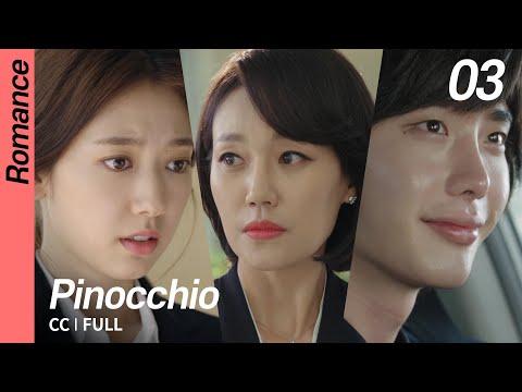 [CC/FULL] Pinocchio EP03 | 피노키오