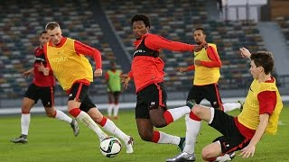 FC Spartak Moscow vs Henan Jianye FC LIVE!