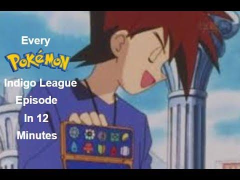 Download Every Pokemon Indigo League Episode In 12 minutes