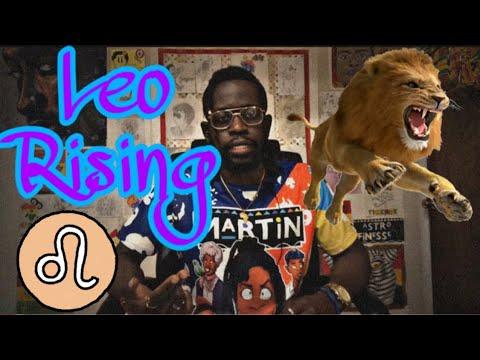 LEO Rising/Ascendant 🌅♌️ #Leo #Rising #Ascendant #AstroFinesse