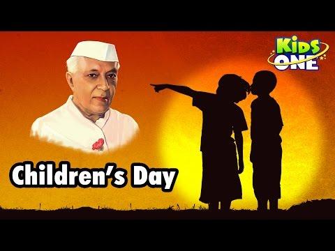 Children's Day Best Cartoon Animation | Happy Childrens Day 2015 - KidsOne