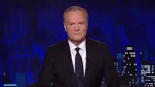 MSNBC Anchor,  Lawrence O'Donnell Freaks Out on Camera in Leaked Off-Air Footage