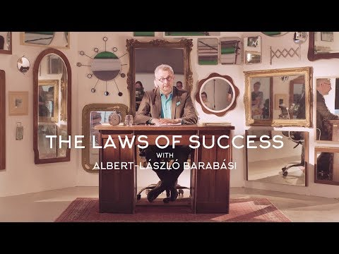 The Laws of Success with Albert-László Barabási | Official Trailer