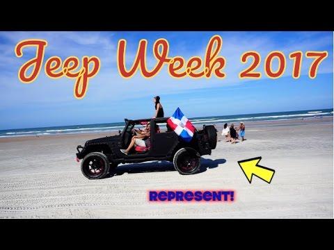 Jeep Week 2017 PT 2