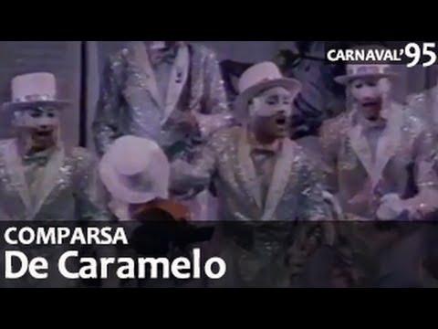 Comparsa, De Caramelo. Gran Final Carnaval de Málaga 1995