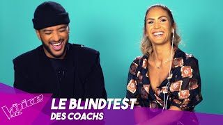 Le blindtest des coachs | Bonus | The Voice Belgique Kids