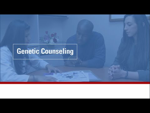 Genetic Counseling For Hereditary Cancer Syndromes