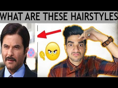 WORST INDIAN celebrity hairstyles that YOU should TOTALLY AVOID! Worst hairstyles for men 2018