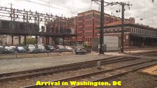 Amtrak Cardinal #51, New York to Chicago