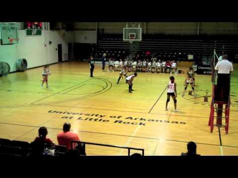 Lisa Academy Vs Pulaski Academy at Ualr Fieldhouse • 9-05-2013 • Girls VolleyBall Varsity - YouTube
