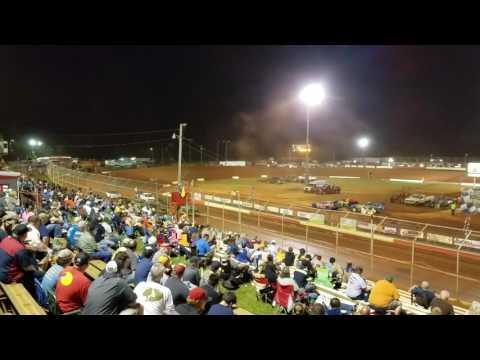 Hot shot heat part 1 of 2 6/1/17 Talladega short track