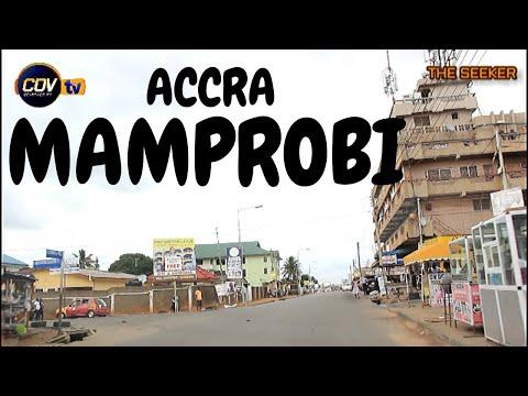 Mamprobi - Accra, Ghana: Enjoy the ride with the Seeker Ghana.