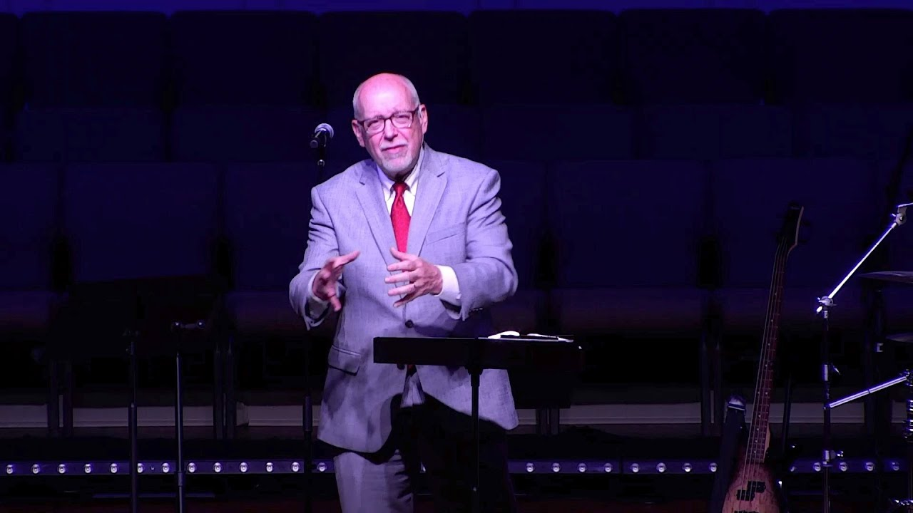 How To Get On God's Bad Side- Dr. Toby Frost | July 26, 2020