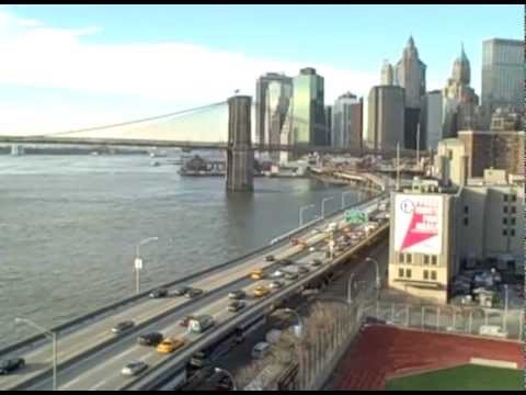 Manhattan Bridge's 100th Birthday - Lonely Planet travel video