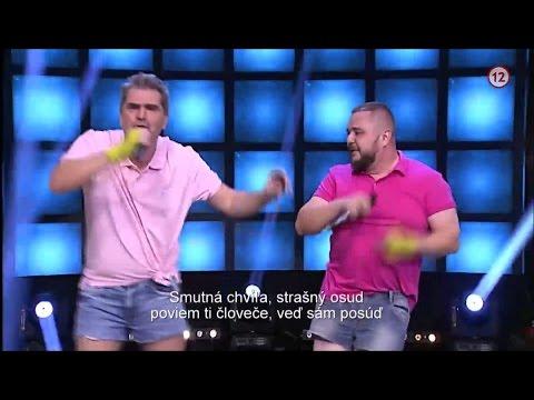 Peter Marcin a Kuly - Tlačenka, to nie je jogurt! /Chart Show/