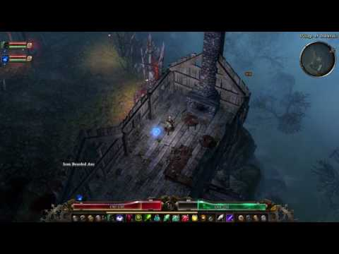 Grim Dawn 27:Darkvale including bossfight up to Gates of Darkdale castle.