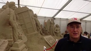 Star Wars Day on May 4th 2013 at Sandworld, Weymouth, UK